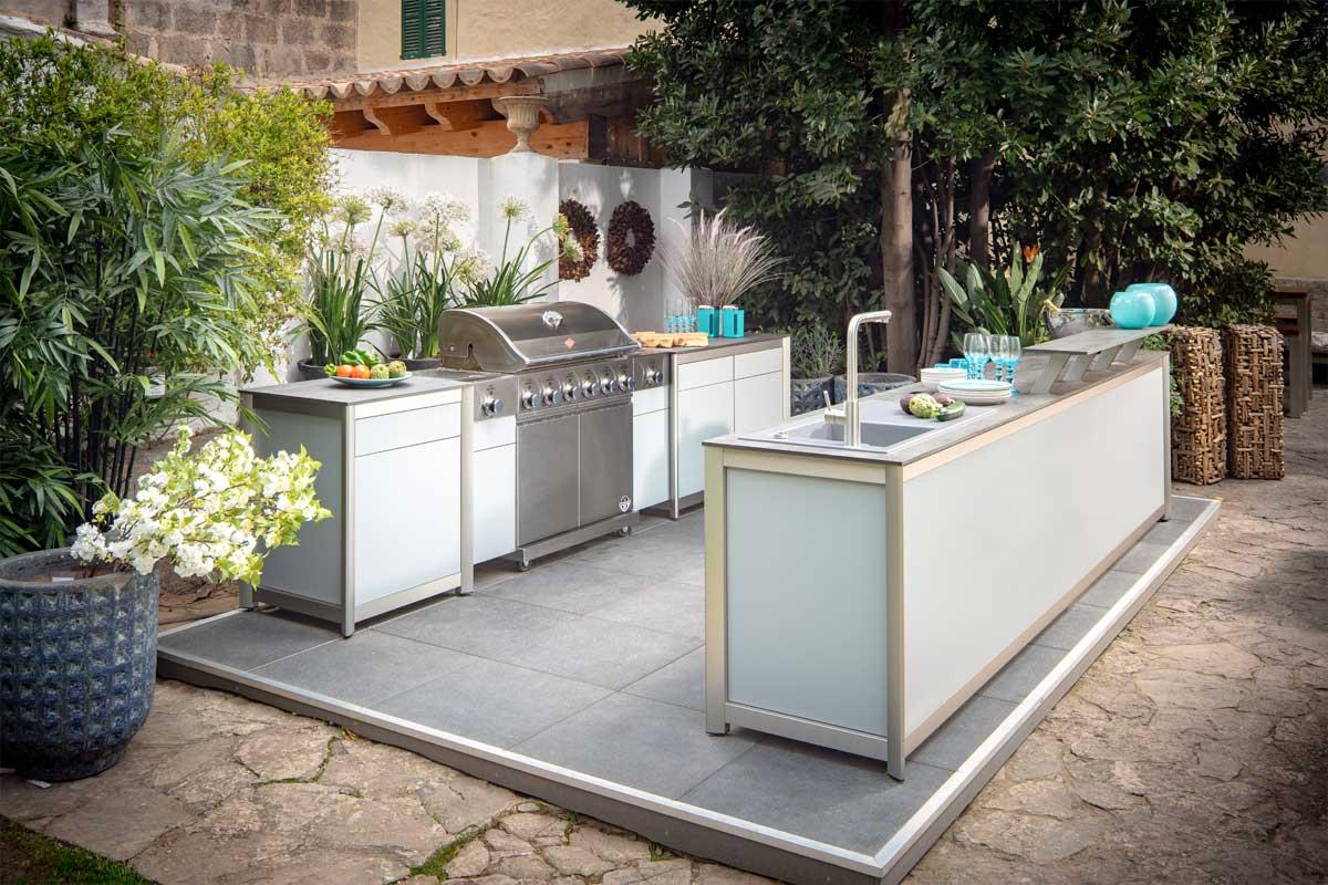 Outdoor Küche Balkon : Outdoor küchen grills und pizzaöfen u kupkagarten in waiblingen