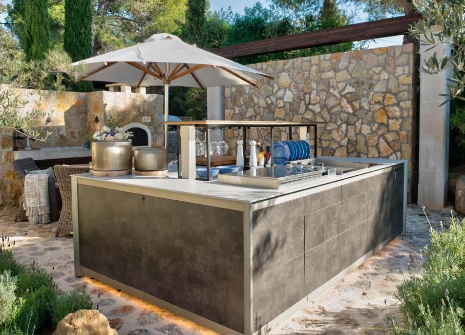 Outdoorküche Möbel Jobs : So individuell wie sie selbst: ihre outdoorküche made in germany