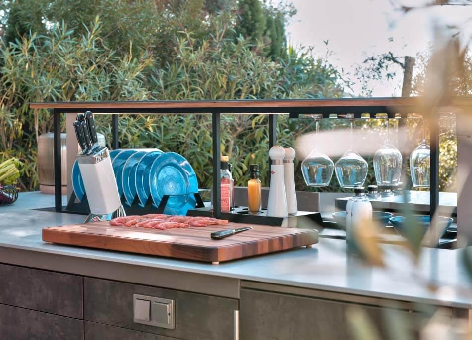 Outdoorküche Zubehör Katalog : So individuell wie sie selbst ihre outdoorküche made in germany