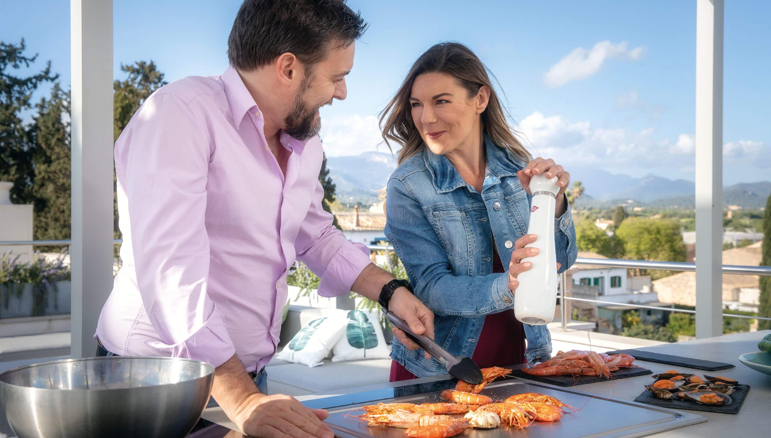 Wesco Outdoor Küchen : So individuell wie sie selbst: ihre outdoorküche made in germany